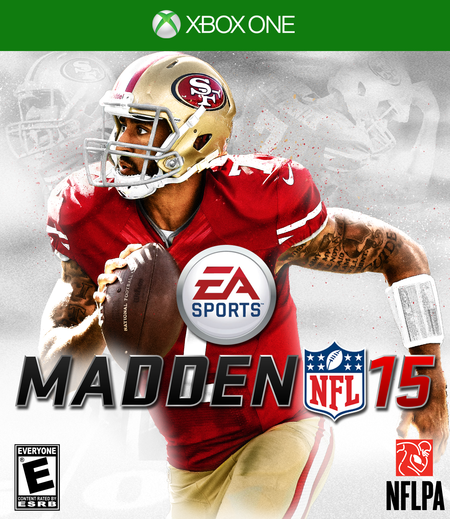 madden 15 official cover - photo #3