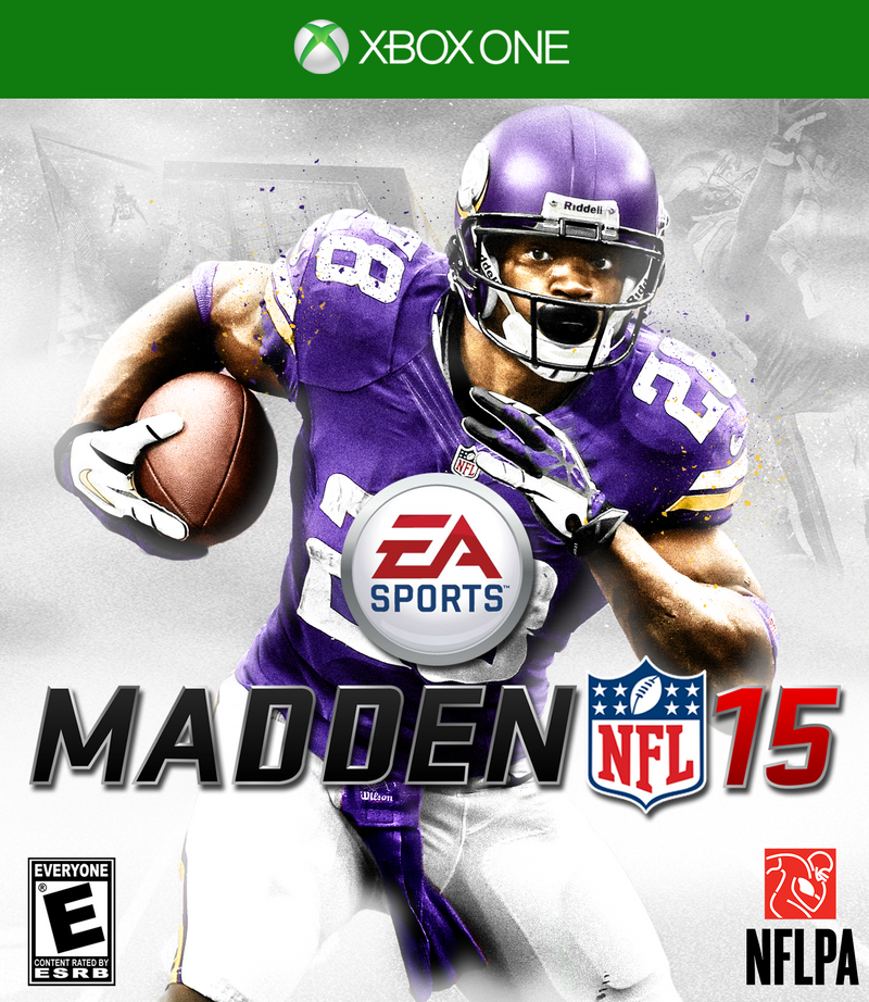 madden 15 official cover - photo #6