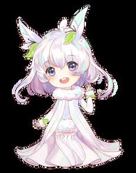 Snow Rabbit by Meruuka