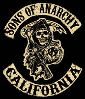 Sons of Anarchy by lonesomedrifter