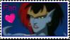 Demona fan stamp by MariDeSharden