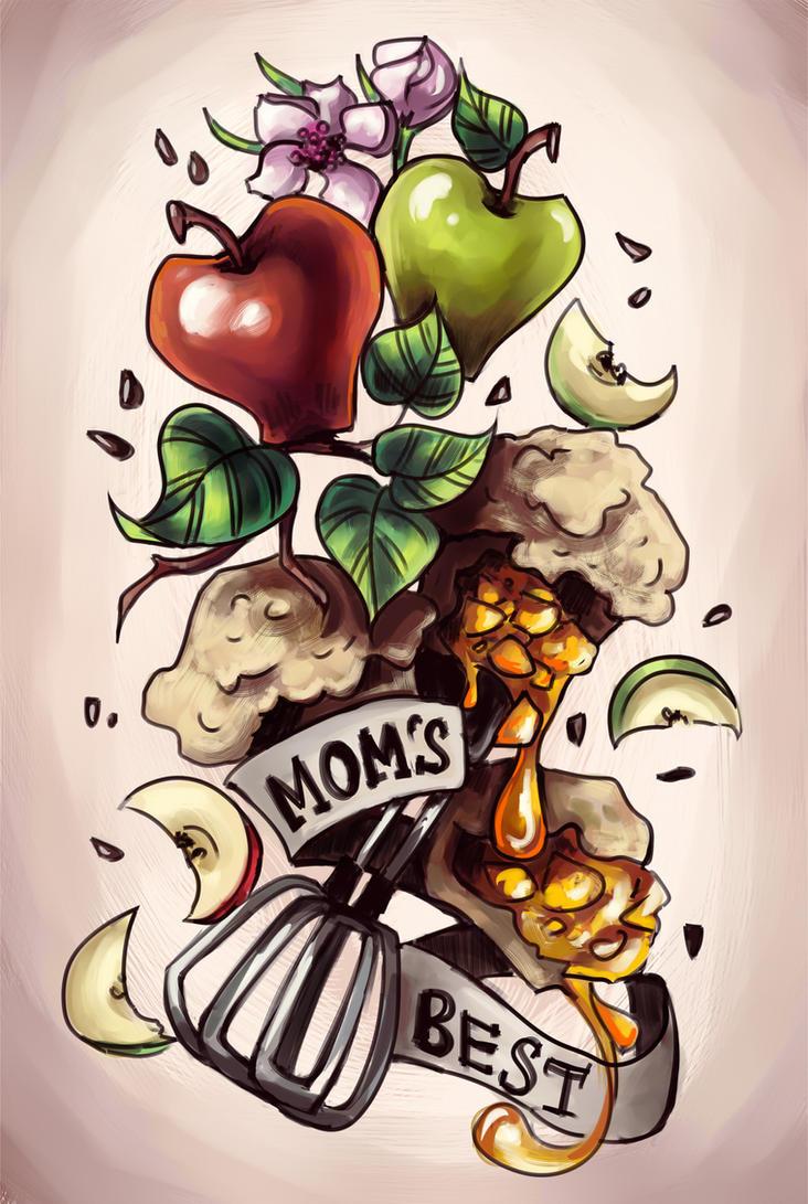 Mom's Best by Elza-Shtolz