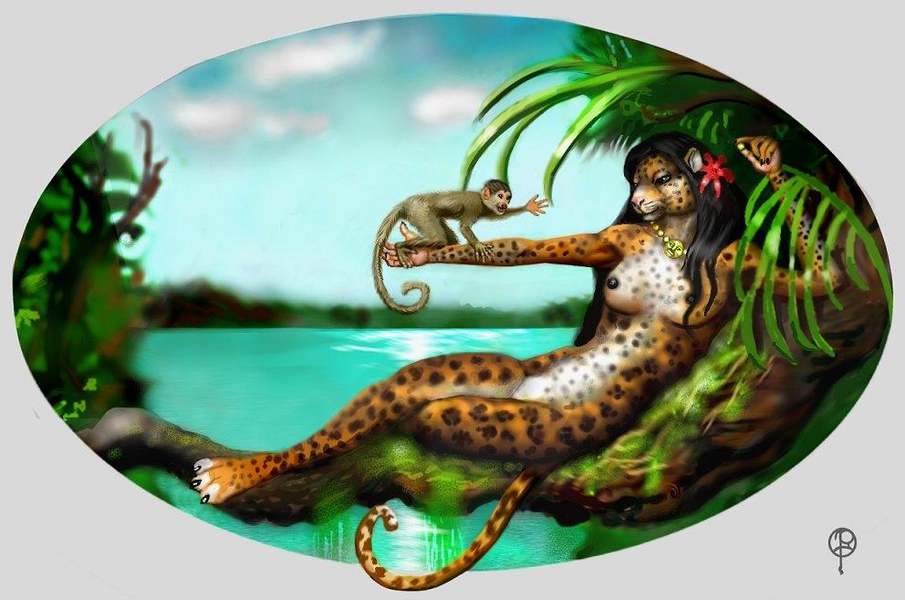 Amazonia by xotz