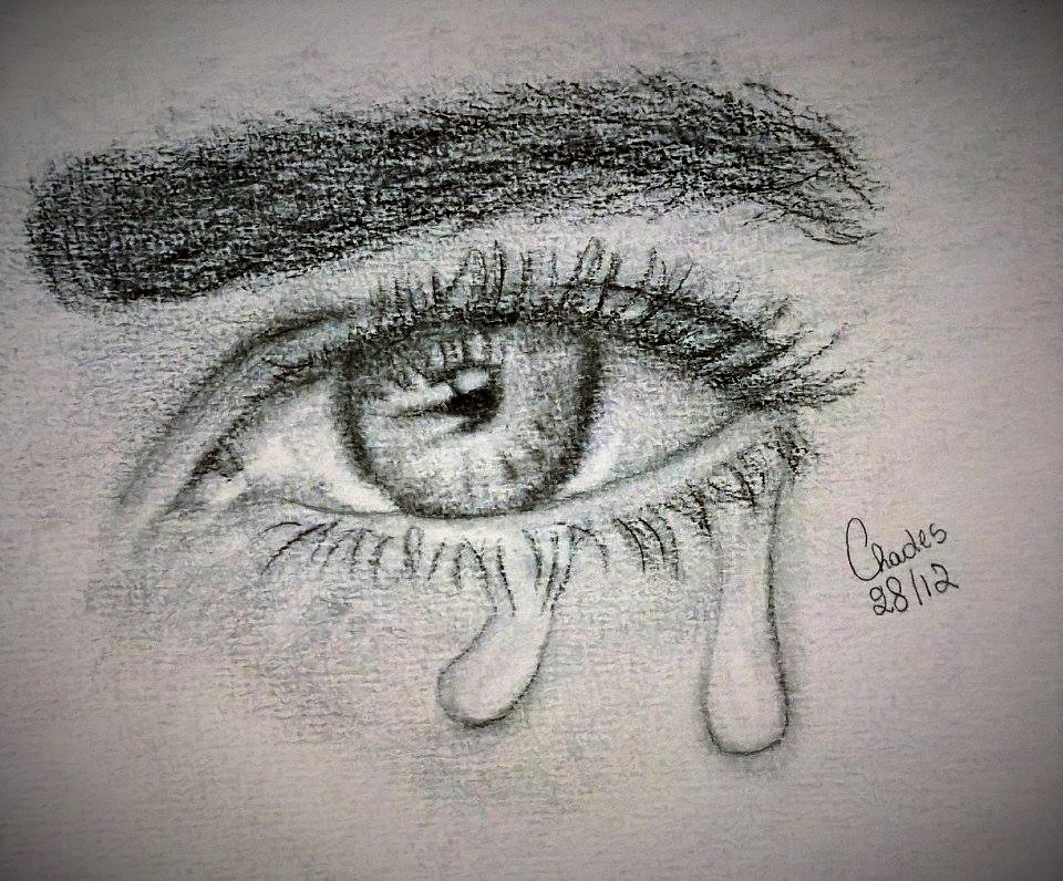 Sad eyes by Acantaa on DeviantArt