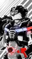 Kamen Rider Drive [type wildpaint]