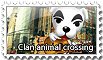 Stamp Animal Crossing by Magoblancopower