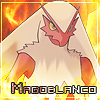 avatar Blaziken by Magoblancopower