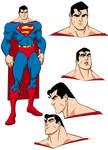 Superman designs