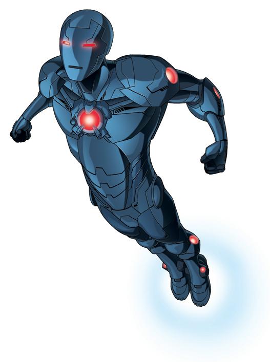 Iron Man Package Art 2 by MBorkowski