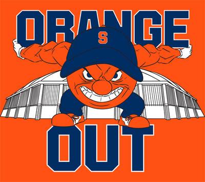 Syracuse orange out shirt by mborkowski on deviantart - Syracuse university wallpaper ...