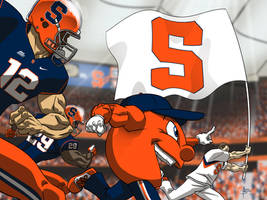 Syracuse charges into Dome by MBorkowski