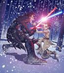 Kylo Ren vs. Rey