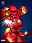 Iron Man for Topps Marvel Collect