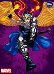 Jane Foster Valkyrie for Topps Marvel Collect