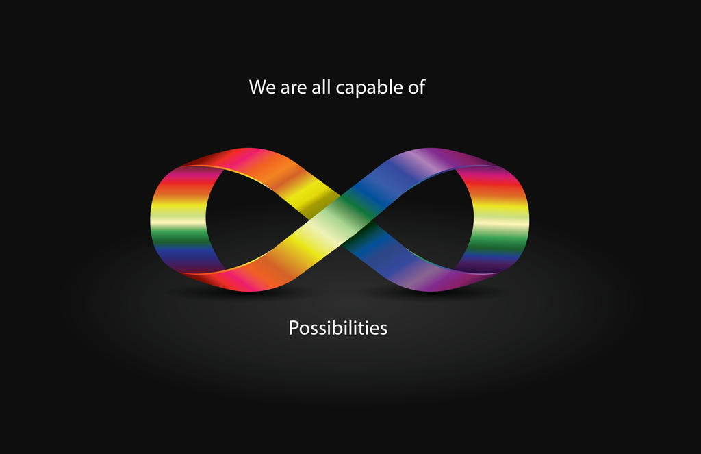 Image result for infinite possibilities