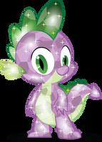 Crystal Spike by InfiniteWarlock
