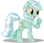 Lyra Heartstrings Crystal