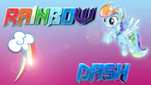 Wallpaper #3: Rainbow Dash