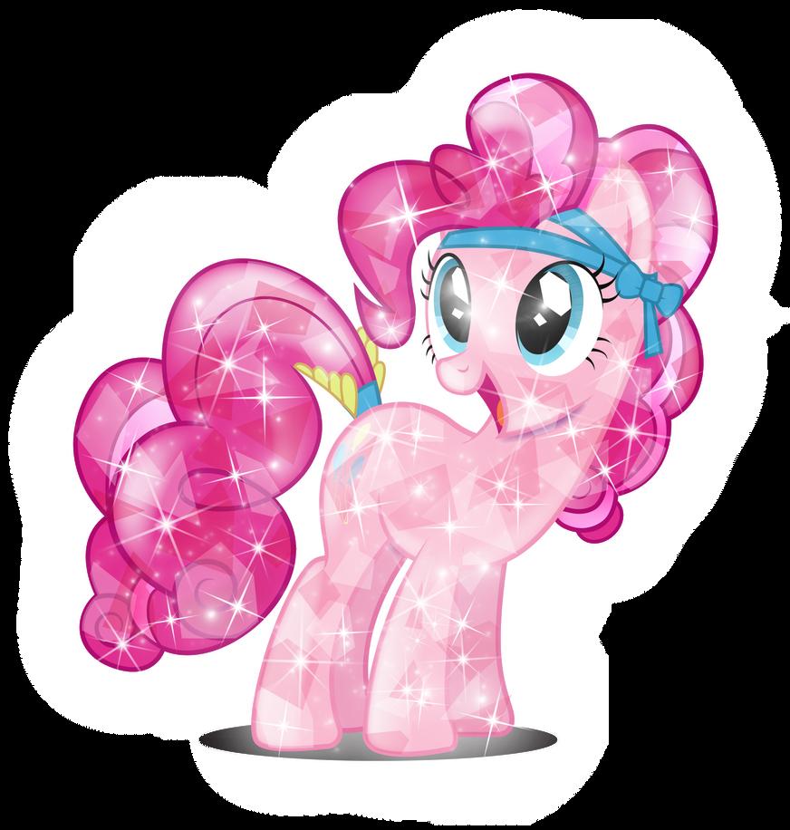 Precious Crystal Pinkie Pie by InfiniteWarlock