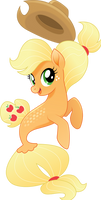 Applejack (SeaPony)