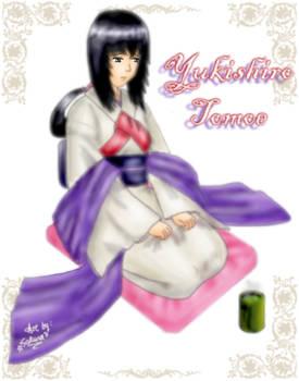 Fanart - Tomoe Yukishiro 2