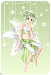 Flower Fairy by sakura13