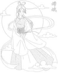 Moon Princess by sakura13