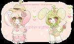 [ CLOSED ][Points + SweetBun] Easter Raffle by peachubun