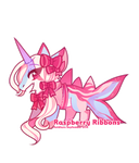 (DTA) {Keldians} - #26 Raspberry Ribbons