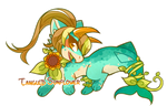 (CLOSED) [Keldians] - #36 Tangled Sunflower