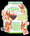 Charminis - Aura Info Card