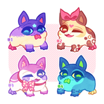 (RAFFLE + AUCTION) Drogs Adopts - Open