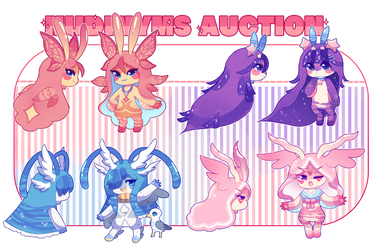(CLOSED) Nudinyms Auction by peachubun