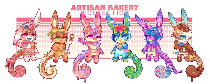(CLOSED) Charminis - Artisan Bakery Collection {1}