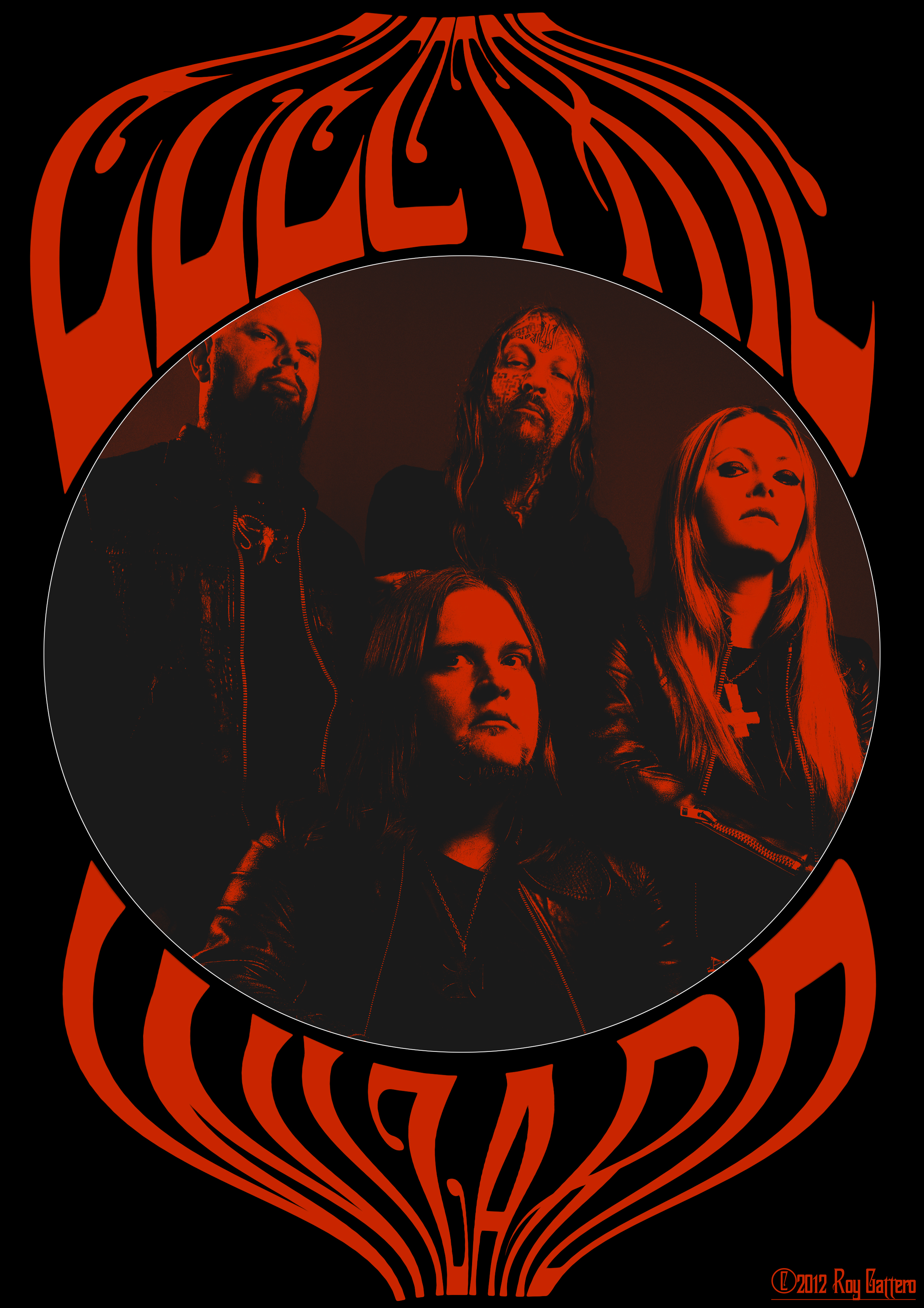 CVLT Nation's Favorite Tumblr Right Now: ELECTRIC WIZARD ...   Electric Wizard Album Art