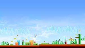 Super Mario by xXLightsourceXx