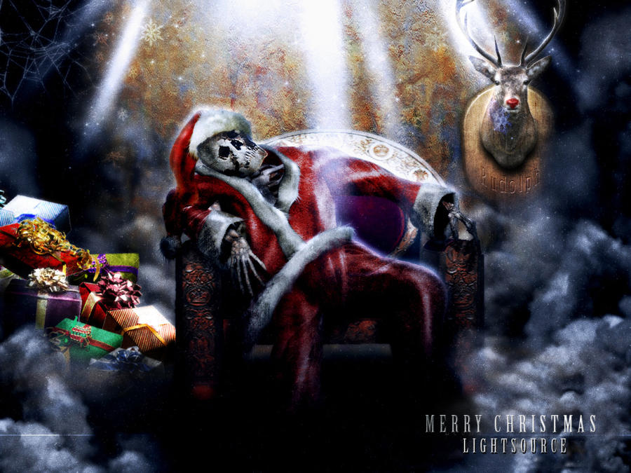 Dead Christmas by xXLightsourceXx on DeviantArt