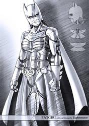 Batgirl-concept design by xXLightsourceXx