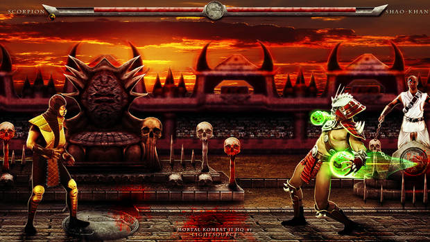 Mortal Kombat 2 HD