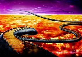 Snake-Way by xXLightsourceXx