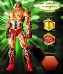 TMNT Krang-suit fan concept