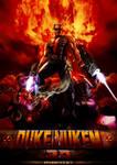 Duke Nukem 3d HD poster