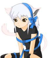 Kitty Present Ryou by akaneshrio