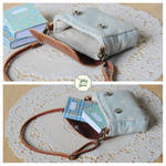Miniature Jean bag by LaDung