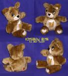 Homebrew Bear