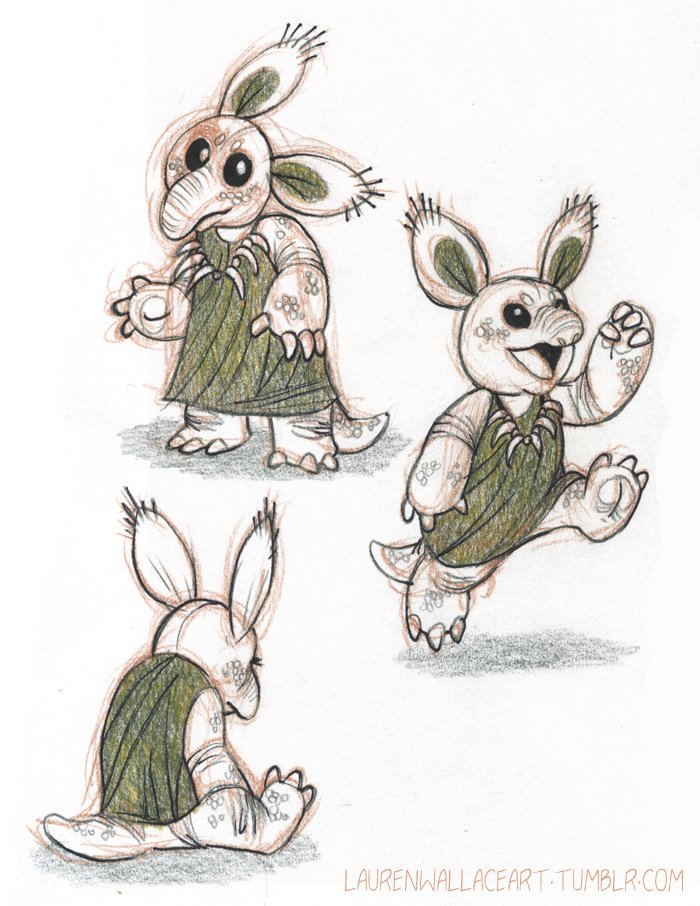 Liana in the Style of Nico Marlet by GrowlyLobita