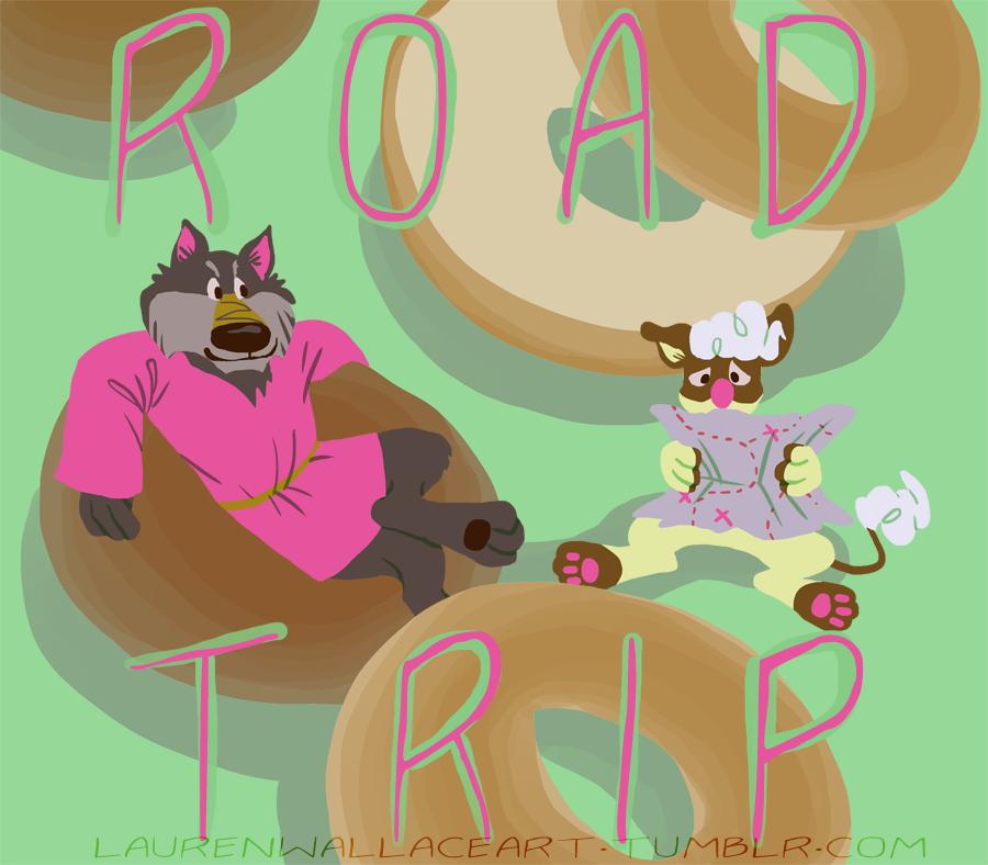 Road Trip pg 0 by GrowlyLobita