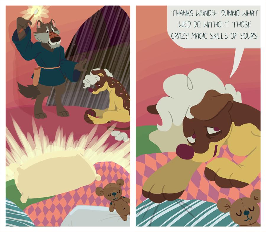 Road Trip pg 16 by GrowlyLobita