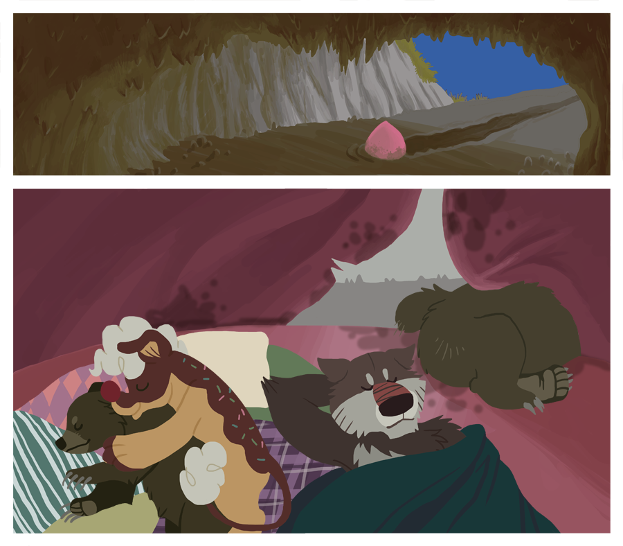 Road Trip pg 21 by GrowlyLobita