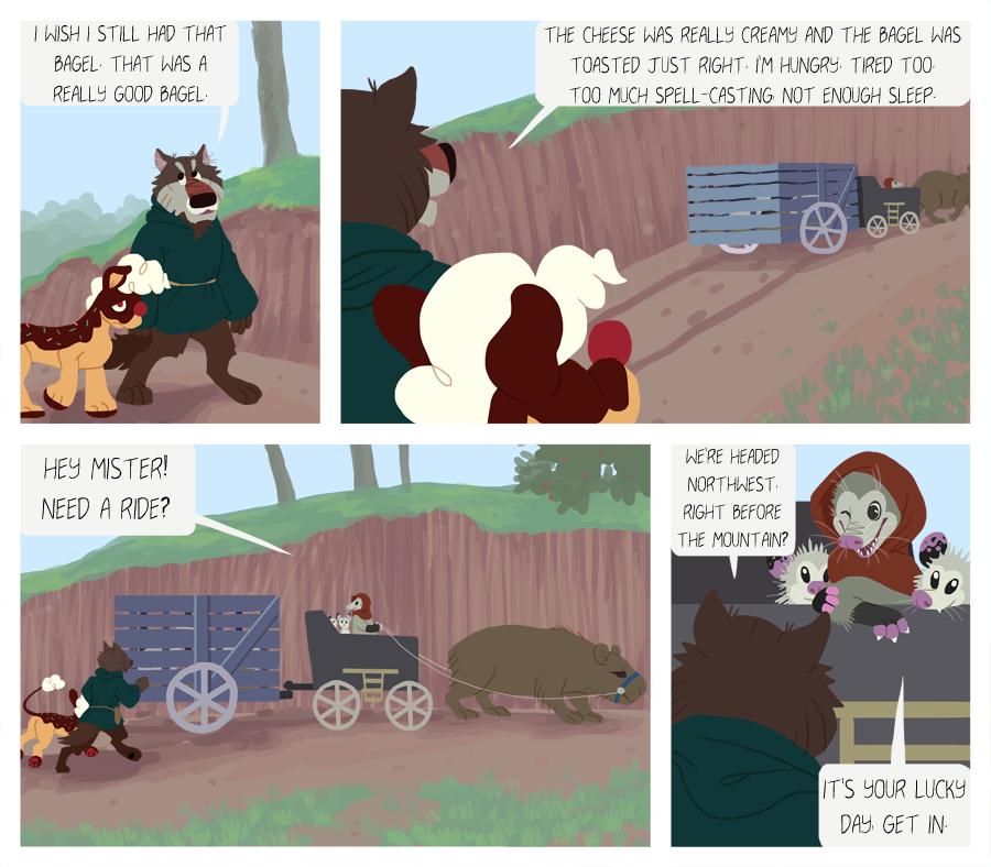 Road Trip pg 33 by GrowlyLobita